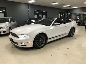 2014 Ford Mustang V6 Premium*LEATHER*BLUETOOTH*CERTIFIED*