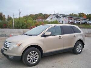 NICE COLOR! 2007 Ford Edge SEL AWD! LEATHER! HEATED SEATS