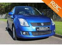2008 08 SUZUKI SWIFT 1.5 GLX 5D 100 BHP