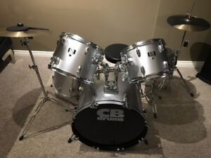CB 5 Piece Drum Set