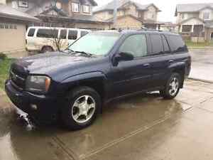 *WINTER READY* 2008 Chevrolet Trailblazer SUV 4X4 Edmonton Edmonton Area image 1