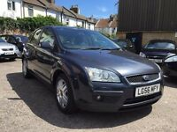 Ford Focus 2.0 TDCi Ghia 5dr IV£2,195 one owner,new clutch&flywheels