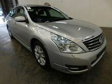 2011 Nissan Maxima J32 350 ST-S Silver Continuous Variable Sedan Geebung Brisbane North East Preview