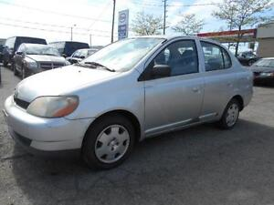 """2002 TOYOTA  Echo Automatic """"AS IS"""" Special"""