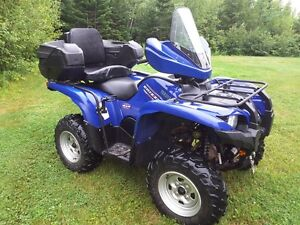 2010 Grizzly 550 EPS