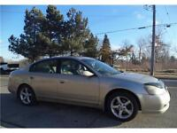2005 NISSAN ALTIMA 3.5S*LEATHER*HEAT SEATS*SUNROOF*VERY CLEAN!!
