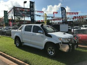 2006 Toyota Hilux KUN26R SR5 (4x4) 5 Speed Manual Dual Cab Pick-up Winnellie Darwin City Preview