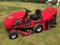 Countax C300H ride on lawn mower.