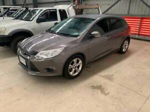 2011 Ford Focus LX Automatic LVII 5 Door Hatchback Eagle Farm Brisbane North East Preview