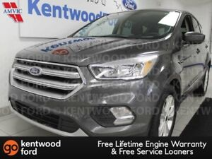 2017 Ford Escape SE 4WD ecoboost, heated seats, back up cam