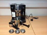 DeLonghi EC820B Coffee Machine Black for Sale