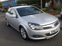 VAUXHALL ASTRA 1.6 SRI 3d 113 BHP IMMACULATE CONDITION (silver) 2011