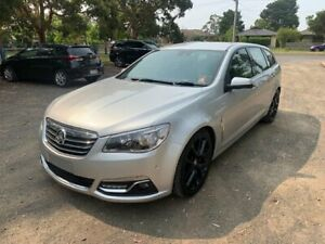 2015 Holden Calais VF MY15 V Sportwagon Silver 6 Speed Sports Automatic Wagon