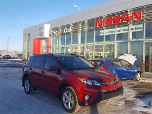 2014 Toyota RAV4 XLE **Heated Seats and Sunroof**