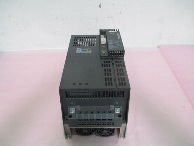 Siemens Sinamics CUA32 PLC Control Unit Adapter and 340 Power Module, 423528
