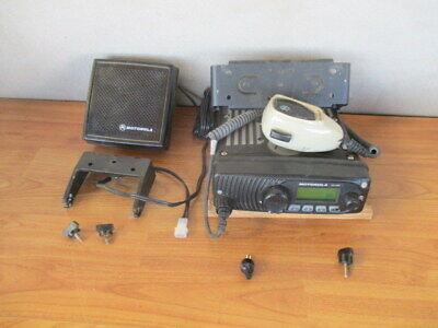 Motorola Astro Digital Xtl 1500 M28urs9pw1an Radio 48 Ch. 35 Watt 764-870 Mhz
