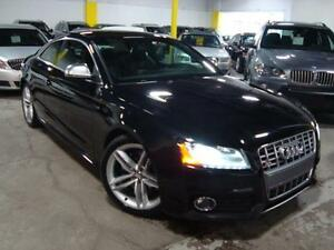 "2008 Audi S5""""6 SPEED""""NAVIGATION""""QUATTRO""""BANG & OLUFSEN""""MINT"