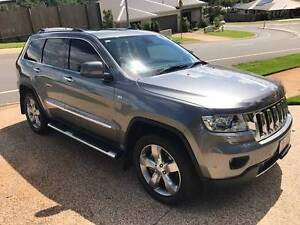 2012 Jeep Grand Cherokee Wagon Bungalow Cairns City Preview