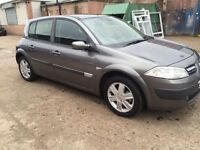 RENAULT MEGANE OASIS SPORT 2006 5DR MOT TILL FULL YEAR MOT GOOD CONDITION