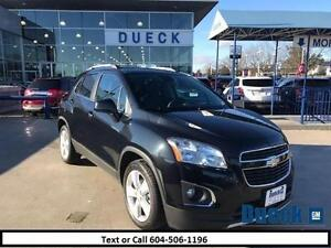 2013 CHEVROLET TRAX LTZ ($175 Bi-Weekly) Text  604.506.1196