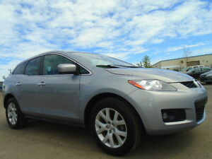 2008 Mazda CX-7 GT SPORT--2.3L TURBO-NAVI-LEATHER-SUNROOF-108K