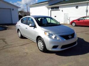 2012 Nissan Versa Sedan ***NEW PRICE***