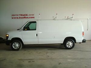 2009 Ford E-150 Commercial Cargo Van