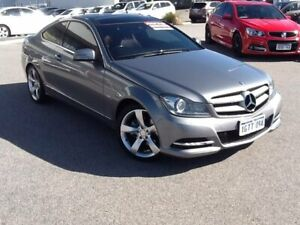 2012 Mercedes-Benz C250 CDI C204 MY13 BlueEFFICIENCY 7G-Tronic Grey 7 Speed Sports Automatic Coupe Rockingham Rockingham Area Preview