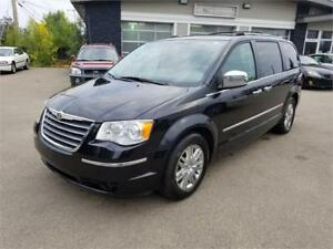 2008 Chrysler Town & Country Limited, dUAL DVD, NAVI, CAMERA