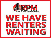 PEI LANDLORDS: We Have Tenants Waiting & Need Quality Rentals Charlottetown Prince Edward Island Preview