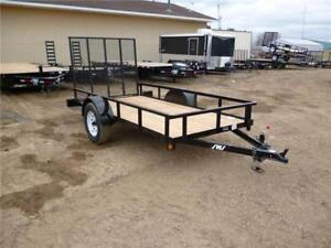 New 5ft  x 10ft Utility Trailer by SWS -*$2,488.00 Tax In $$*-