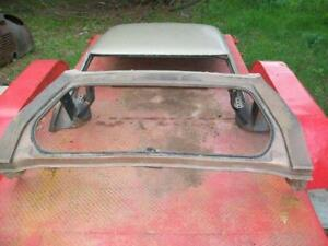 1968-69 Buick Skylark Body Parts. Roof, fenders, doors etc.