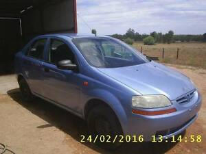 2003 Daewoo  SE Kalos Engine and vehicle Cadell Mid Murray Preview
