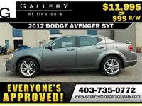 2012 Dodge Avenger SXT $99 BI-WEEKLY APPLY NOW DRIVE NOW