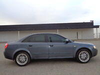 2004 Audi A4 QUATTRO  1.8 TURBO-AWD-H/LEATHER-SUNROOF-CLEAN
