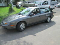 2000 Saturn S-Series (sw2)  4 dr Wagon
