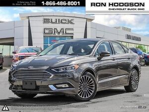 2017 Ford Fusion AWD NAV ROOF LEATHER