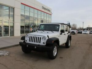 2014 Jeep Wrangler Unlimited Sport, manual, soft top $258 Bi-wee