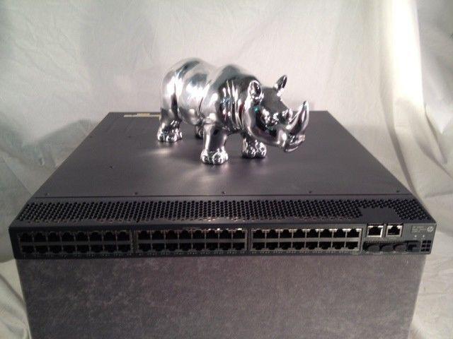JC691A HP A5830AF-48G SWITCH W/1 INTERFACE SLOT JC691-61001