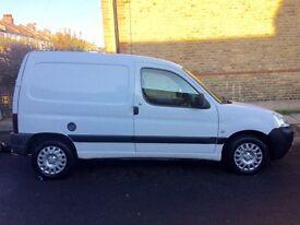 PEUGEOT PARTNER 600 LD van. Just had MOT. Great condition.