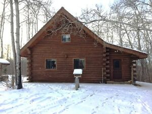 24' x 28' Log Cabin To Be Moved