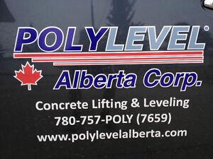 Concrete Leveling and Lifting Edmonton Edmonton Area image 1