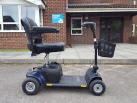 go go light weight mobility scooter