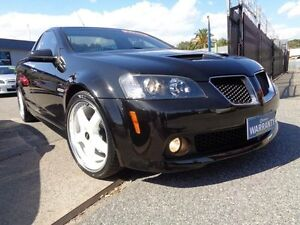 2009 Holden Commodore VE MY10 SS-V Black 6 Speed Automatic Utility Pooraka Salisbury Area Preview