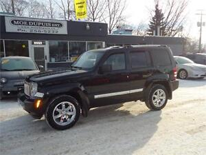 2009 Jeep Liberty Limited Edition,LEATHER,SUNROOF!!