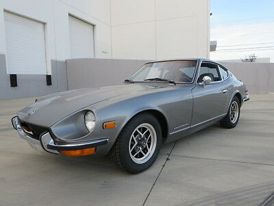 1973 Datsun Z-Series Coupe 1973 Datsun 240Z with Automatic Transmission