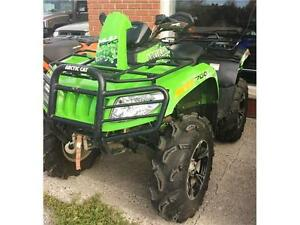 2014 Arctic Cat Mud Pro™ 700 Limited