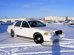 2009 FORD CROWN VIC P71