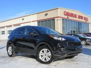 2019 Kia Sportage LX AWD, HTD. SEATS, BT, CAMERA, 17K!