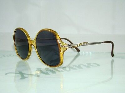 CLEARANCE Hence Low Price VIENNA LINE 1327 11 SILVER & GOLD Vintage (Sunglass Low Price)
